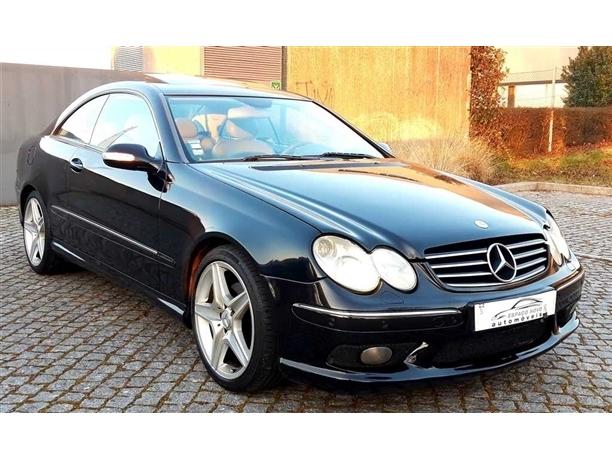 Mercedes-Benz Classe CLK 270 CDi Avantgarde (170cv) (2p)