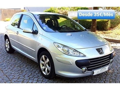 Peugeot 307 1.6 HDi XA (110cv) (3p)