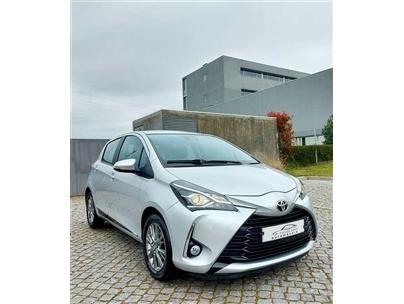 Toyota Yaris 1.4 D-4D Comfort+P.Style (90cv) (5p)