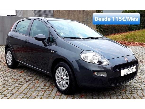 Fiat Punto 1.2 CitySport S&S (69cv) (5p)