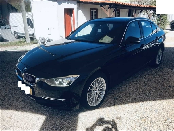 BMW Série 3 318 d Line Luxury Auto (143cv) (4p)