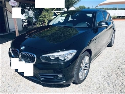 BMW Série 1 116 d Line Sport (116cv) (5p)