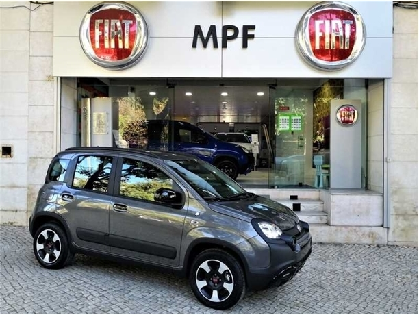 Fiat Panda Fiat Panda 1.2 City Cross S&S