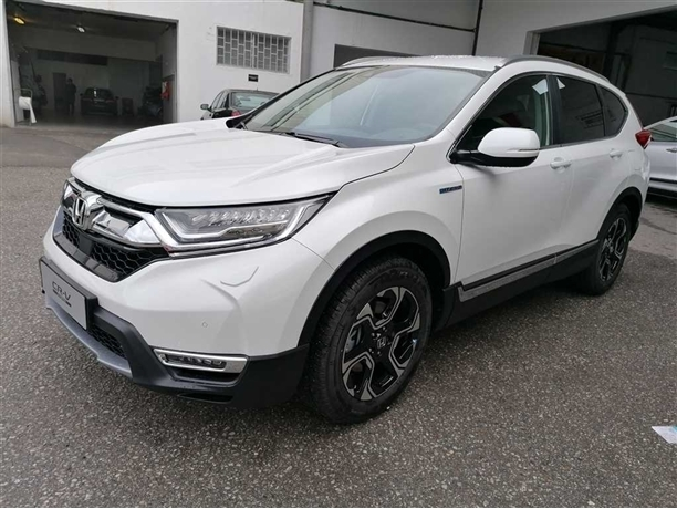 Honda CR-V 2.0 MMID HYBRID Lifestyle Connect Navi