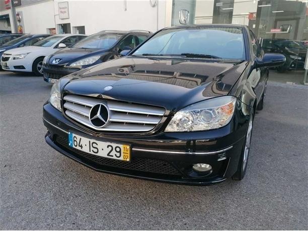 Mercedes-Benz Classe CLC 200 CDi (122cv) (3p)