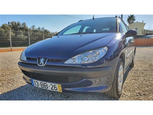 Peugeot 206 SW 1.1 Look II (60cv) (5p)