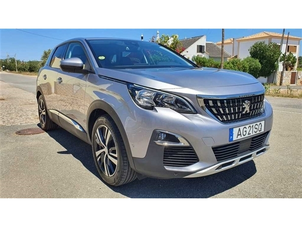 Peugeot 3008 1.6 e-HDi Allure J18 CMP6 (112cv) (5p)
