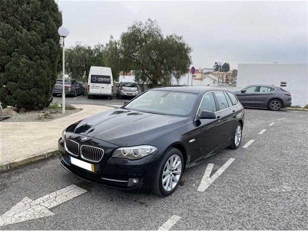 BMW Série 5 520 d Touring 184cv