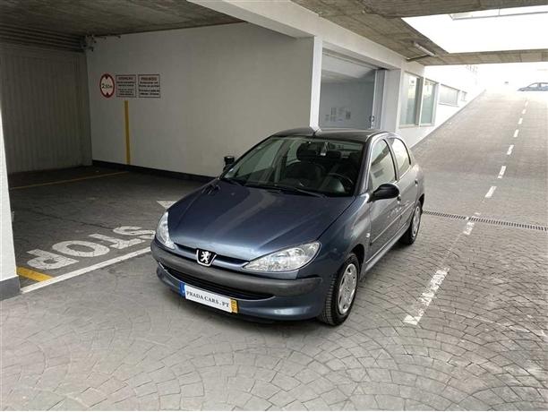 Peugeot 206 1.4 HDi ColorLine (68cv) (3p)