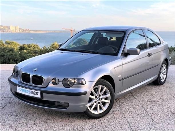 BMW Série 3 316 ti (115cv) (3p)