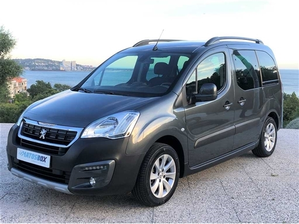 Peugeot Partner 1.6 HDI 120 cv style