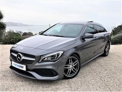 Mercedes-Benz Classe CLA 200 CDi AMG Line Aut. (136cv) (5p)