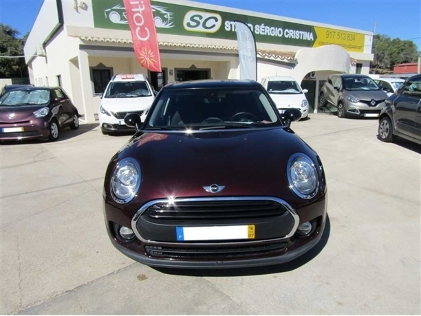 MINI Clubman One D (116cv)