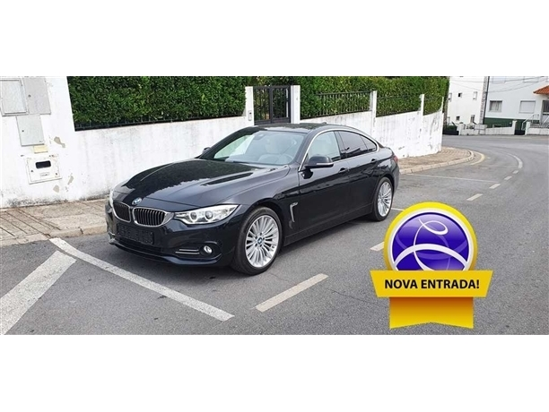 BMW Série 4 Gran Coupé 420d Line Luxury Aut. (184cv) (4p)