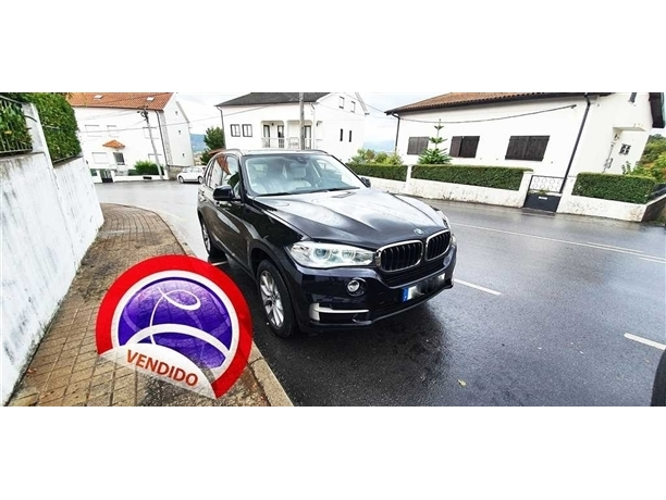 BMW X5 25 d sDrive Comfort 7L (218cv) (5p)