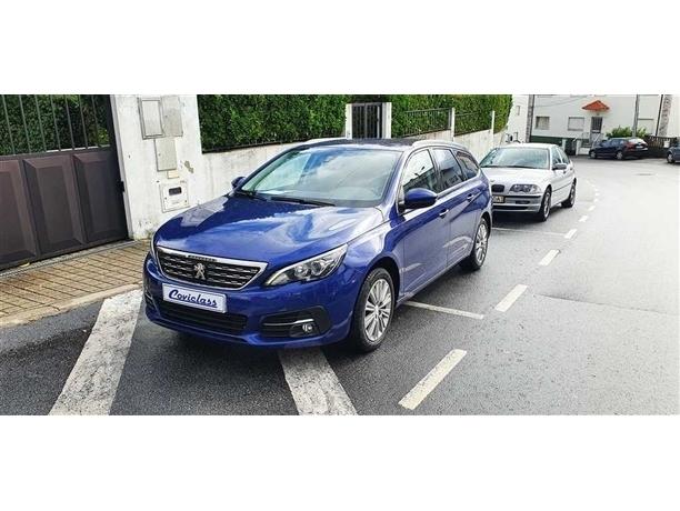 Peugeot 308 SW 1.5 BlueHDi Allure (130cv) (5p)
