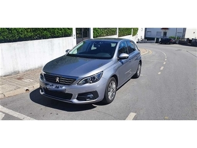 Peugeot 308 1.6 BlueHDi Allure J17 (120cv) (5p)