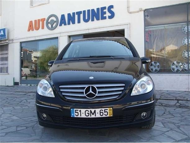 Mercedes-Benz Classe B 200 CDi (140cv) (5p)