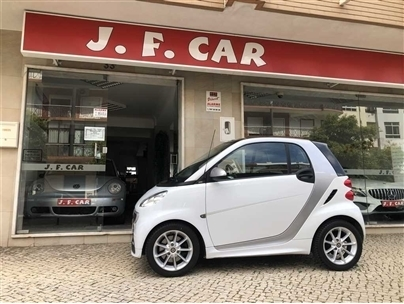 Smart Fortwo 0.8 cdi Passion 54 Softouch (54cv) (3p)