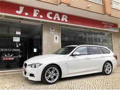 BMW Série 3 320 d Touring Pack M (190cv) (5p)