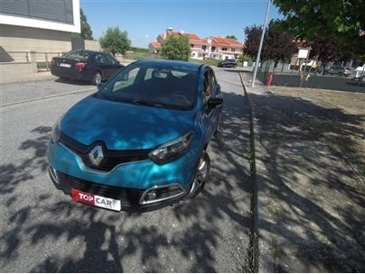 Renault Captur 1.5 dCi #Captur (110cv) (5p)