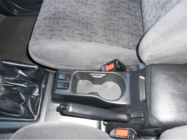Opel Frontera 2.2 DTi Sport RS (115cv) (3p)
