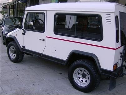 UMM Alter 2.5D 4WD 8 Lg 1Dono Nacional Impecável