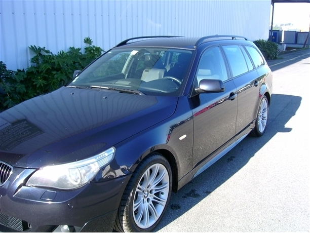 BMW Série 5 535D Touring Nacional Pack M