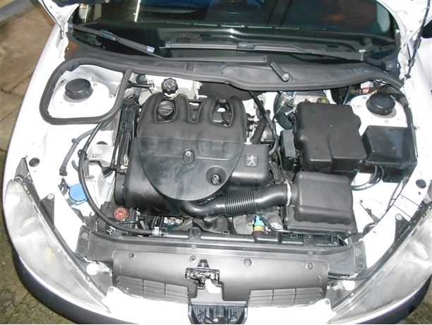 Peugeot 206 1.9D 2Lg Quicksilver 1 Dono