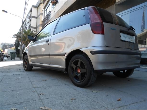 Fiat Punto 1.2 SX 3P 60Cv Sport 1Dono Impecável