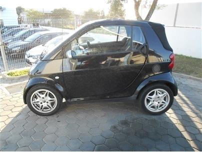 Smart City Cabrio Passion 0.8 Cdi 41Cv 1Dono 2003/09