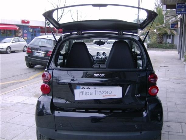 Smart Fortwo Passion 0.8 Cdi 54Cv 1Dono De Serviço Semi-Novo 2009/12