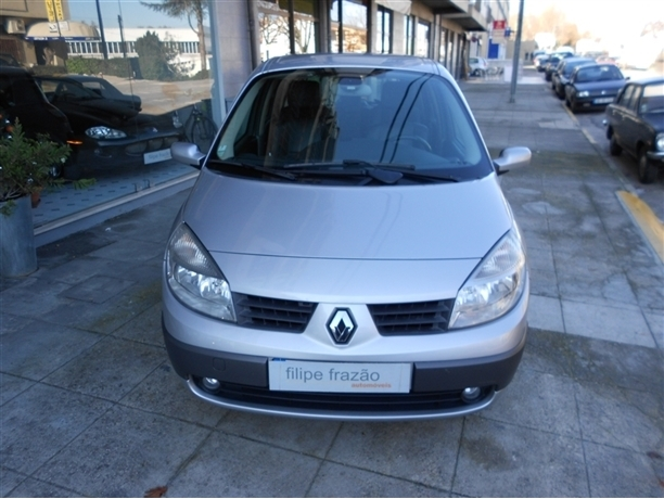 Renault Scénic 1.5DCI Luxe Privilége Nacional