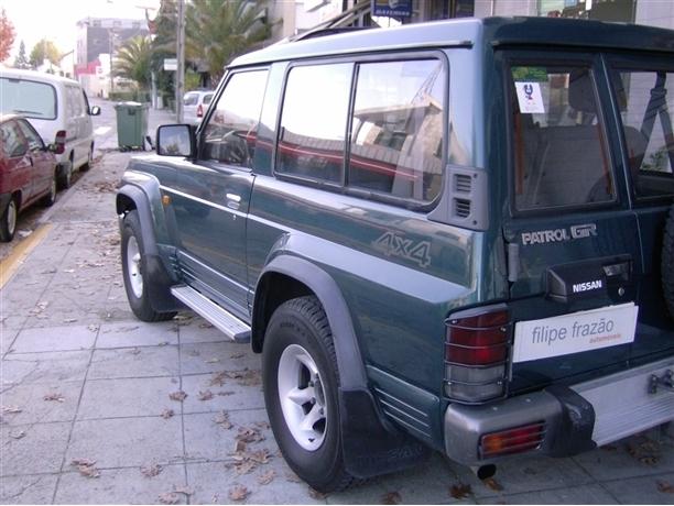 Nissan Patrol GR 2.8 TD Y60 Nacional 1Dono