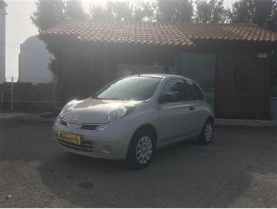 Nissan Micra 1.2 Visia (80cv) (3p)