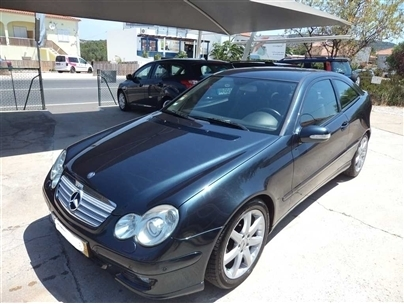 Mercedes-Benz Classe C 200 K Evolution Aut. (163cv) (3p)