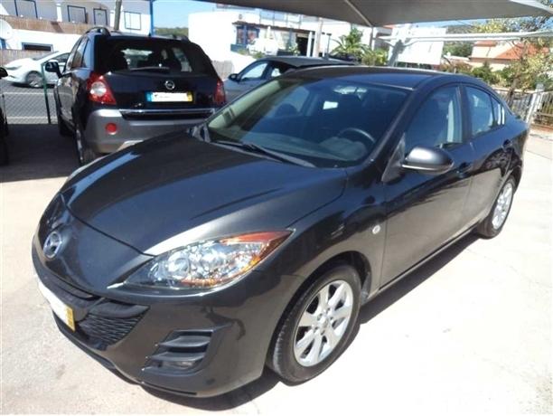 Mazda 3 MZ-CD 1.6 Exclusive (109cv) (4p)