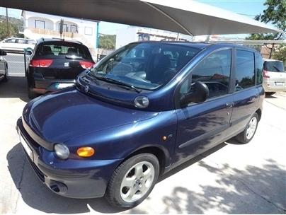 Fiat Multipla 105 JTD ELX (110cv) (5p)