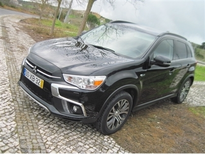 Mitsubishi ASX Connect Edicion 1.6 DID