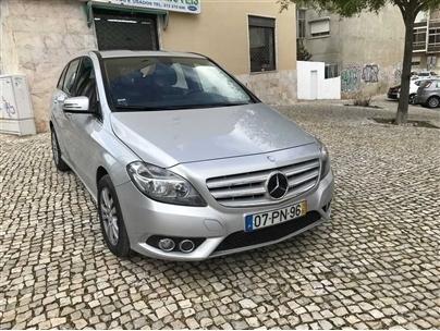 Mercedes-Benz Classe B 180 CDI BlueEfficiency Aut. 112g (109cv) (5p)