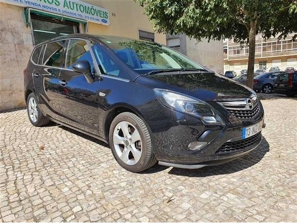 Opel Zafira Tourer 2.0 CDTi Cosmo S/S (165cv) (5p)
