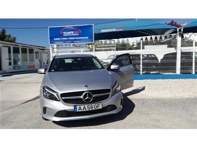 Mercedes-Benz Classe A 180 d (109cv) (5p)