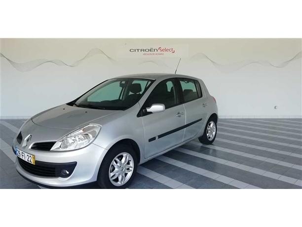 Renault Clio 1.2 16V Dynamique (75cv) (5p)