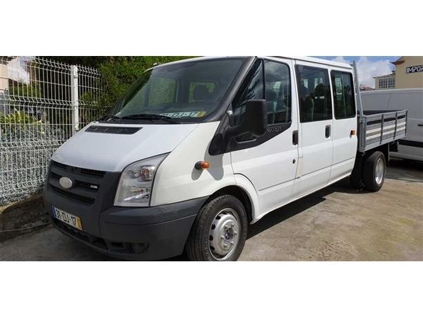 Ford Transit Tripla 2.4 TDCI 140.cv 9LUG
