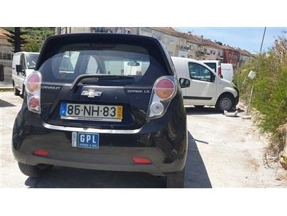 Chevrolet Spark 1.0 FI-FUEL / GARANTIA